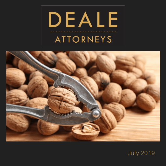 Labour Law in a Nutshell July 2019: Resignations & Notice Periods